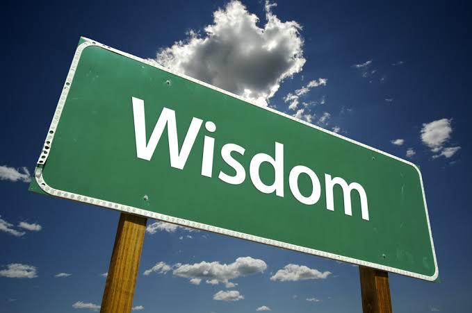 THE VOICE OF WISDOM