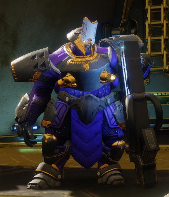 Loyalist Colossus Destinypedia The Destiny Encyclopedia