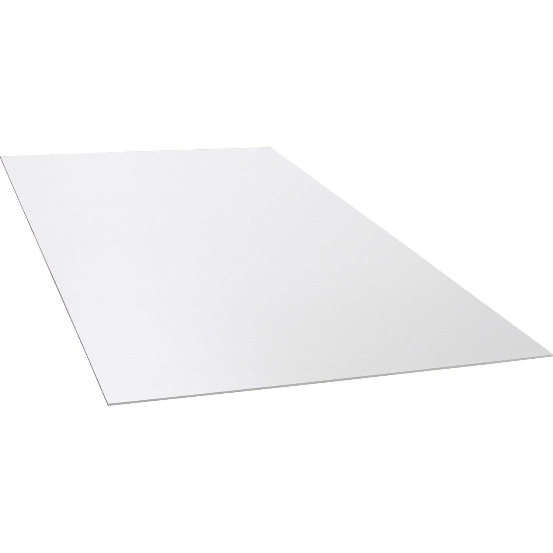 Panneaux Pvc Expanse Blanc 10x3050x1560mm La Rochelle
