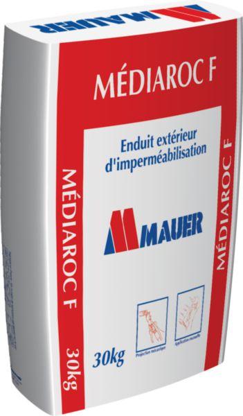 Enduit Monocouche D Impermeabilisation Pour Facade Neuve Mediaroc F Nantes Sac De 30 Kg Weber Chaussin