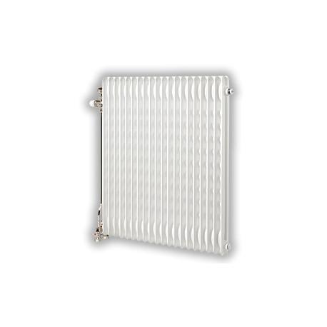 Radiateur Lamella 955 30 Elements Blanc 500 X 904 Mm 1107 W Finimetal Montreuil