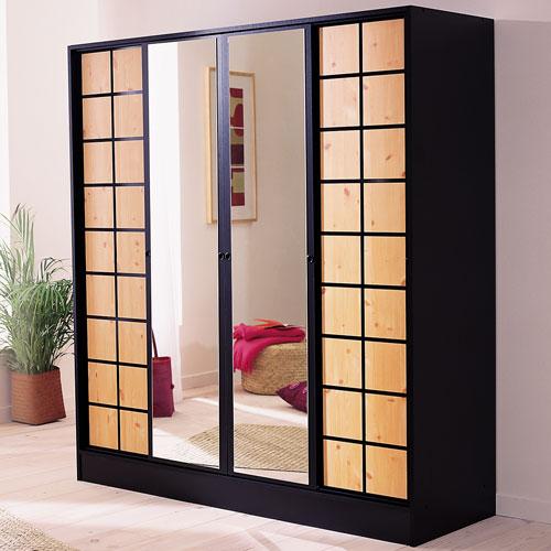 Vend Lots D Armoire 4 Porte 2 Miroir Destockage Grossiste