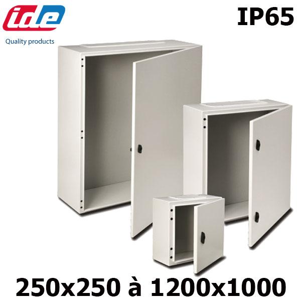 coffret electrique etanche ip65 ide