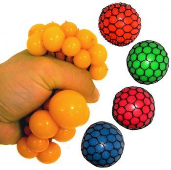 Lot De 580 Balles Anti Stress Squeeze Faire Offre