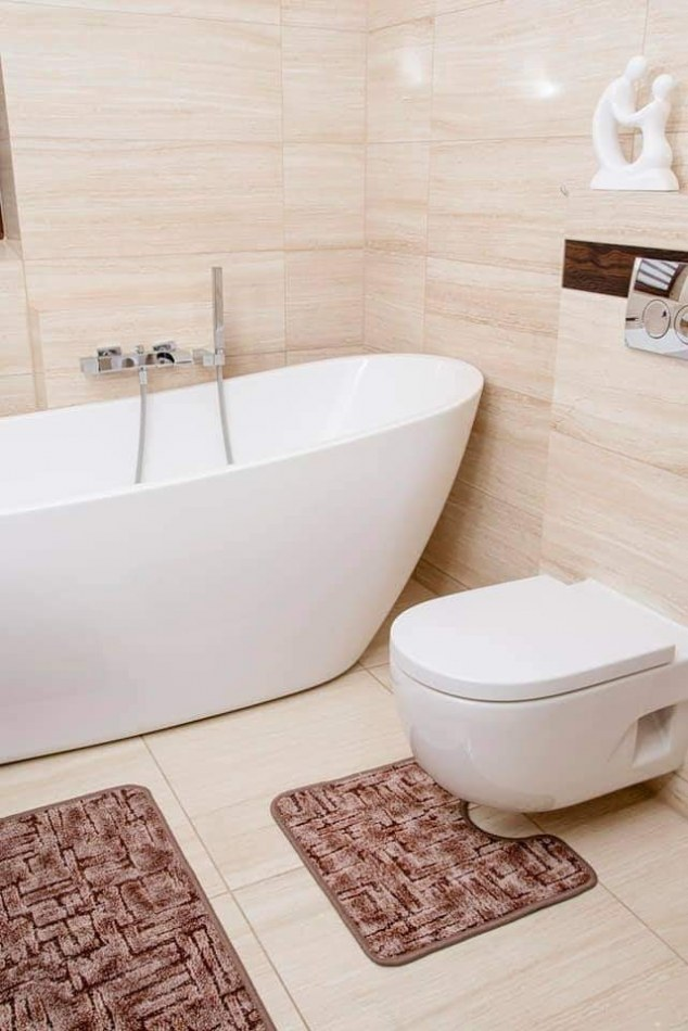 tapis de salle de bain zoui destockage
