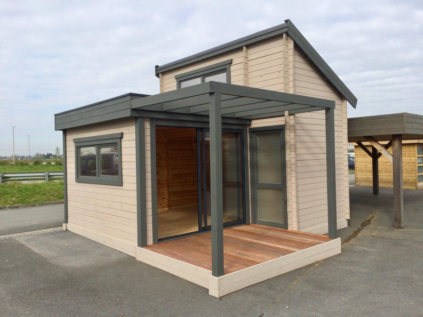 abri de jardin bois garage carport