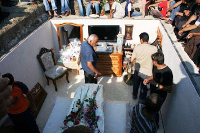 Κηδεία μεγαλοτσιγγάνας: Αυτό το πράγμα δεν το έχετε ξαναδεί ποτέ… (Εικόνες)