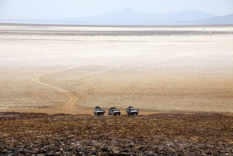 Έρημος Ντανακίλ, Αιθιοπία