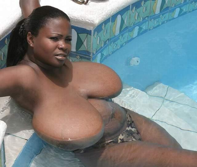 Natural Saggy Boobs Her Big Nipples