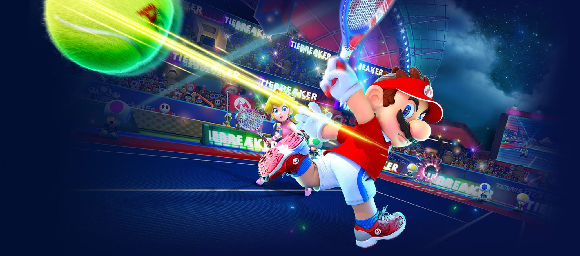 Mario Tennis Aces Review: Amazing Multiplayer Redeems Tyrannically Poor Execution