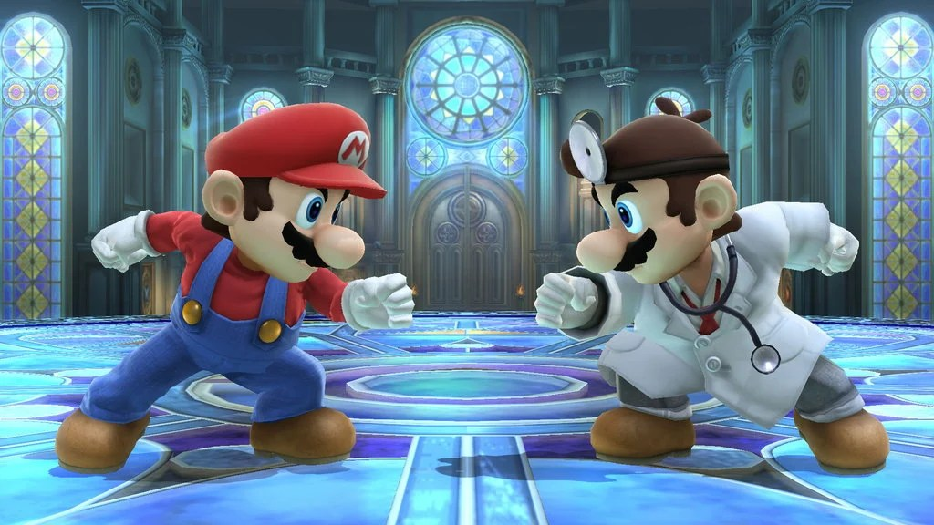 Image result for DOCTOR MARIO SMASH 4