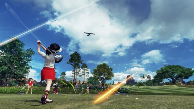 432262-h1 Everybody's Golf confirmed for August in the West iOs