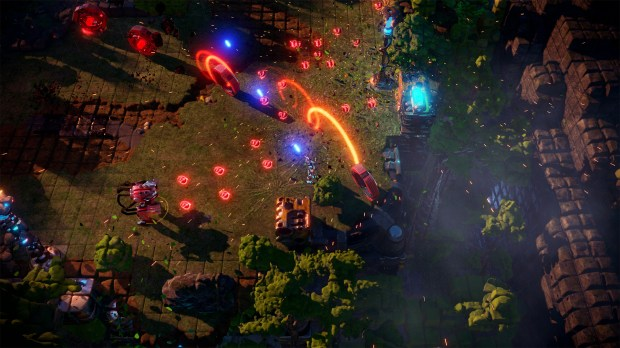 437063-h1 Housemarque's top-down shooter Nex Machina is out June 20 Apps