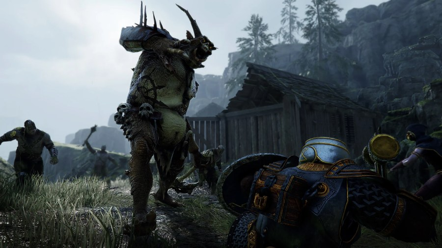 Co op action game Warhammer  Vermintide 2 goes free for the weekend