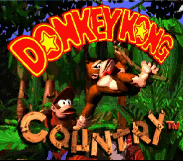 DK! Donkey Kong!