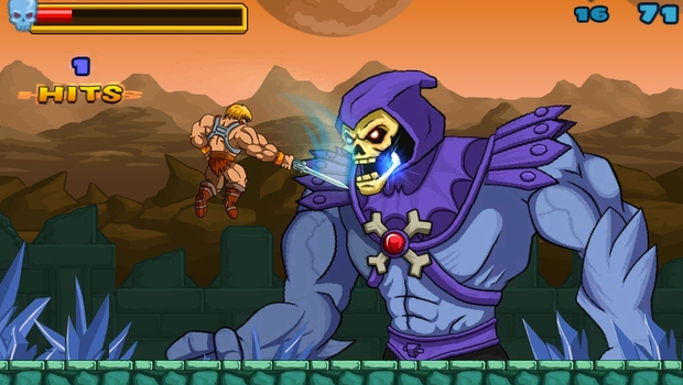 He Man Punches Skeletors Friends In New IOS Brawler