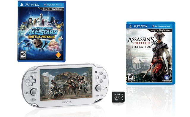 PS Vita Assassin39s Creed 3 Bundle 179 At Amazon