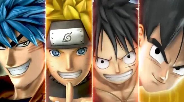 Goku Fights Naruto In This Crazy J Stars Victory Teaser