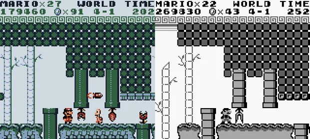 Super Mario Land Finally Gets A Graphics Patch