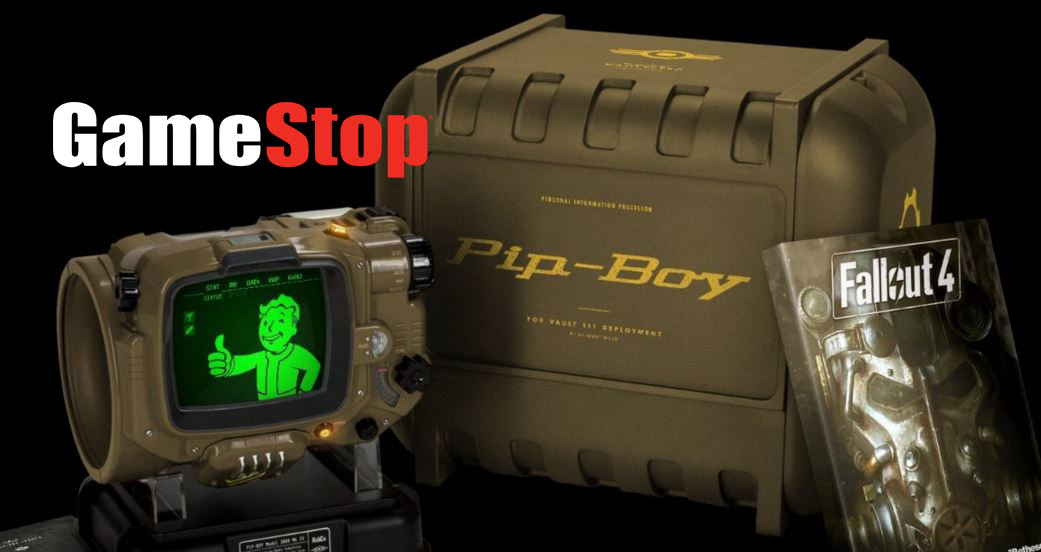Fallout 4 Pip Boy Edition Returns At GameStop With Higher