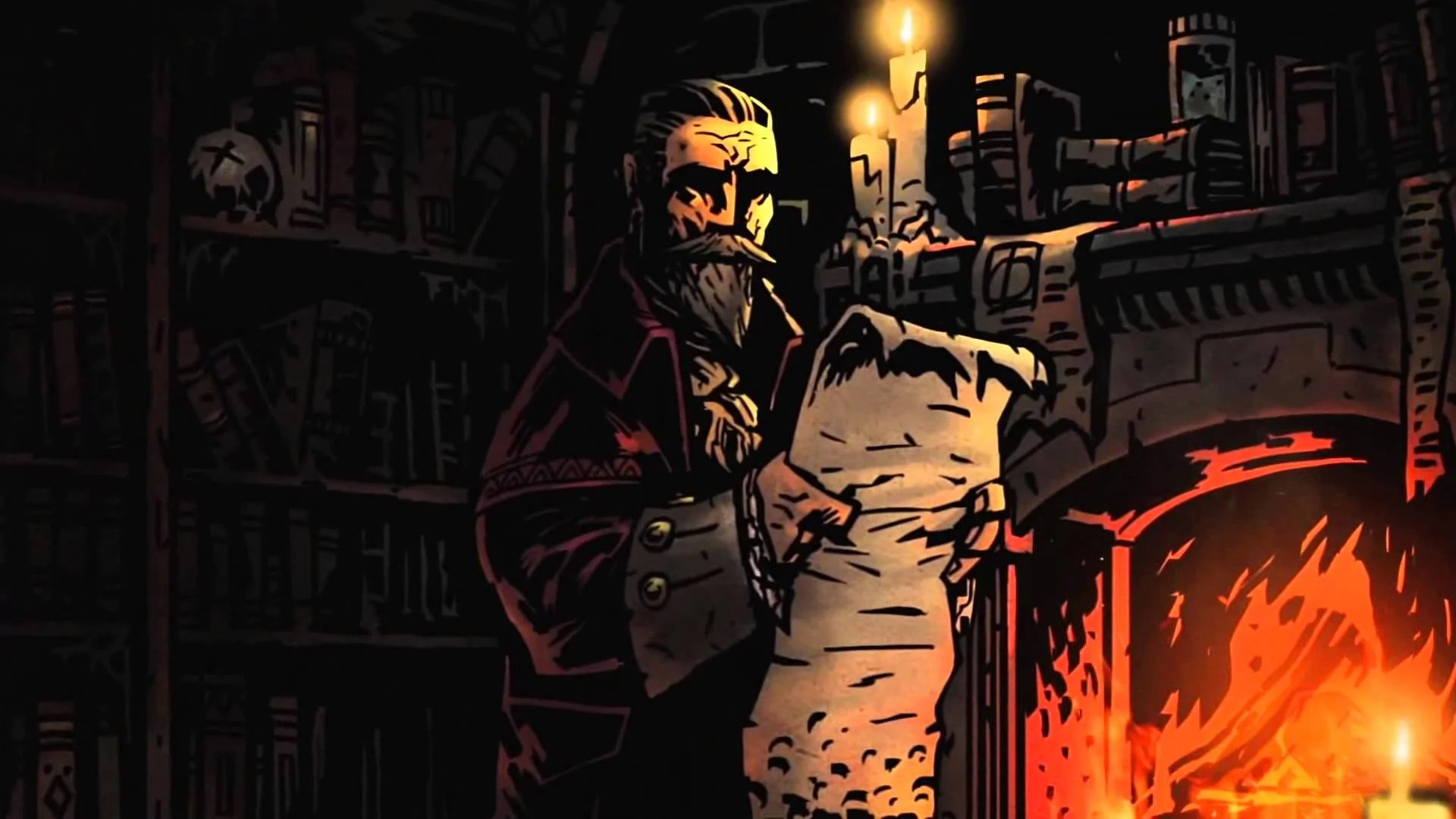 Want To Hear The Narrator For Darkest Dungeon Say Dankest