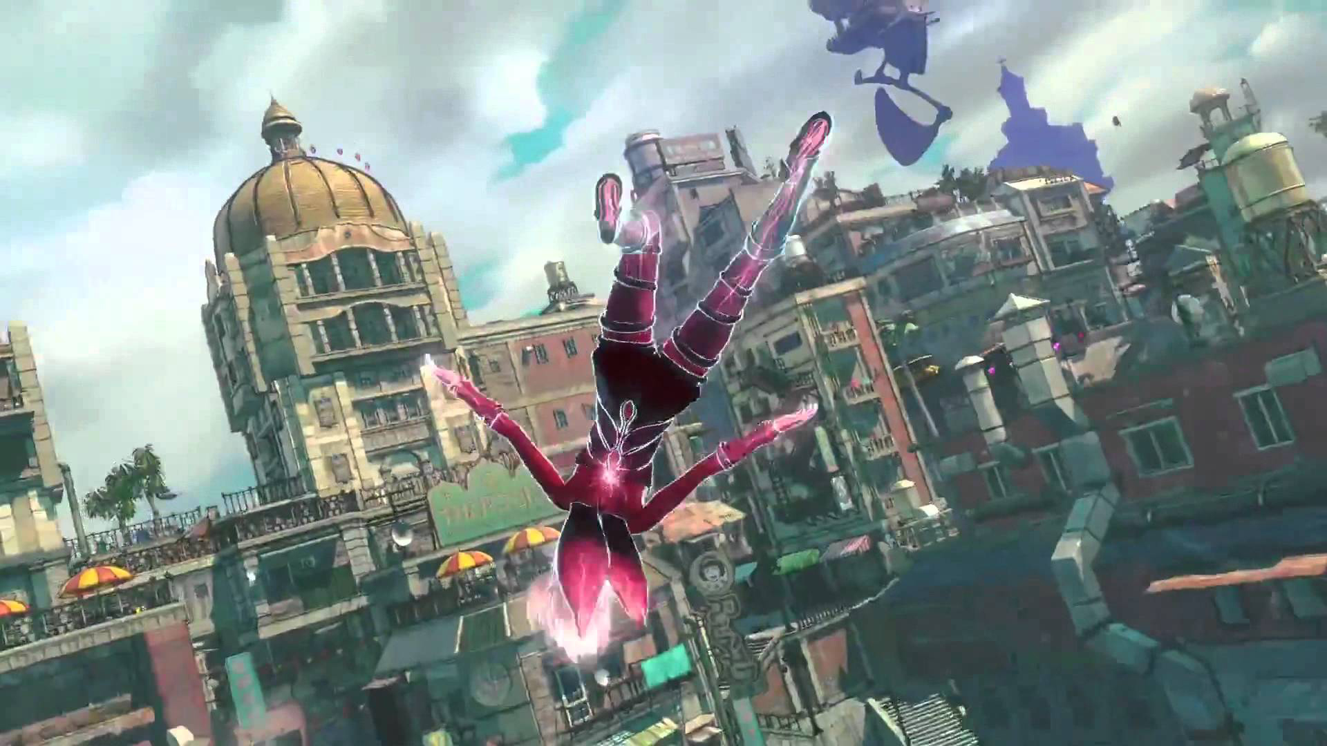 Gravity Rush 2 Flies Into 2017
