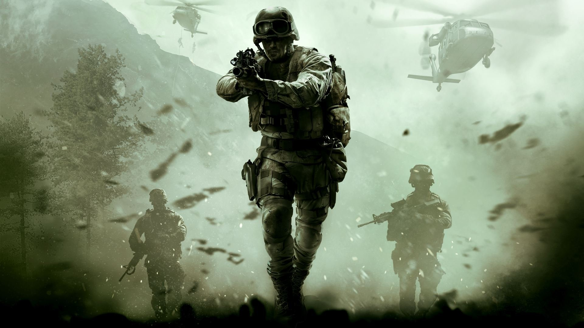 Review Call Of Duty Modern Warfare Remastered