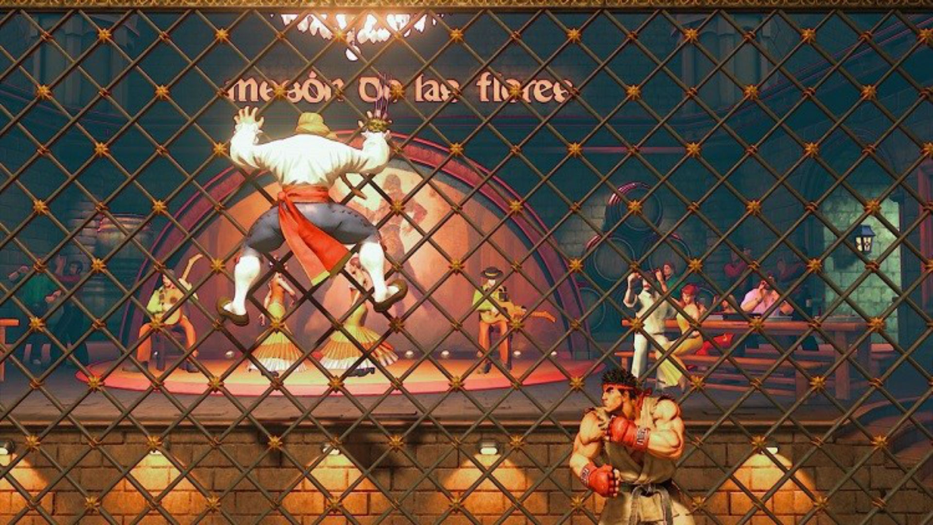 Vegas Street Fighter II Stage Ed And Balance Update