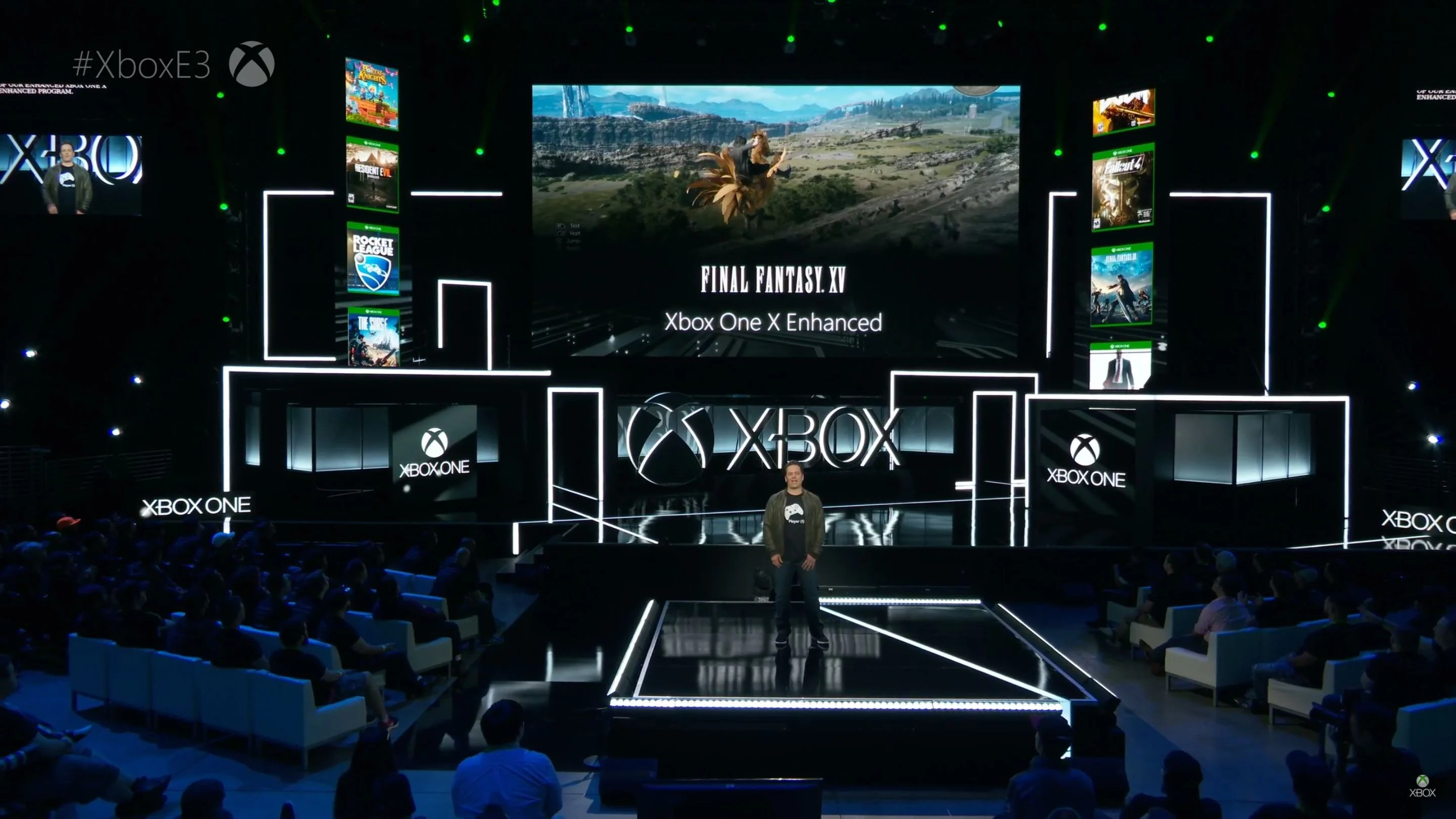 Over 30 Xbox One Games Will Have 4K Updates For Xbox One X