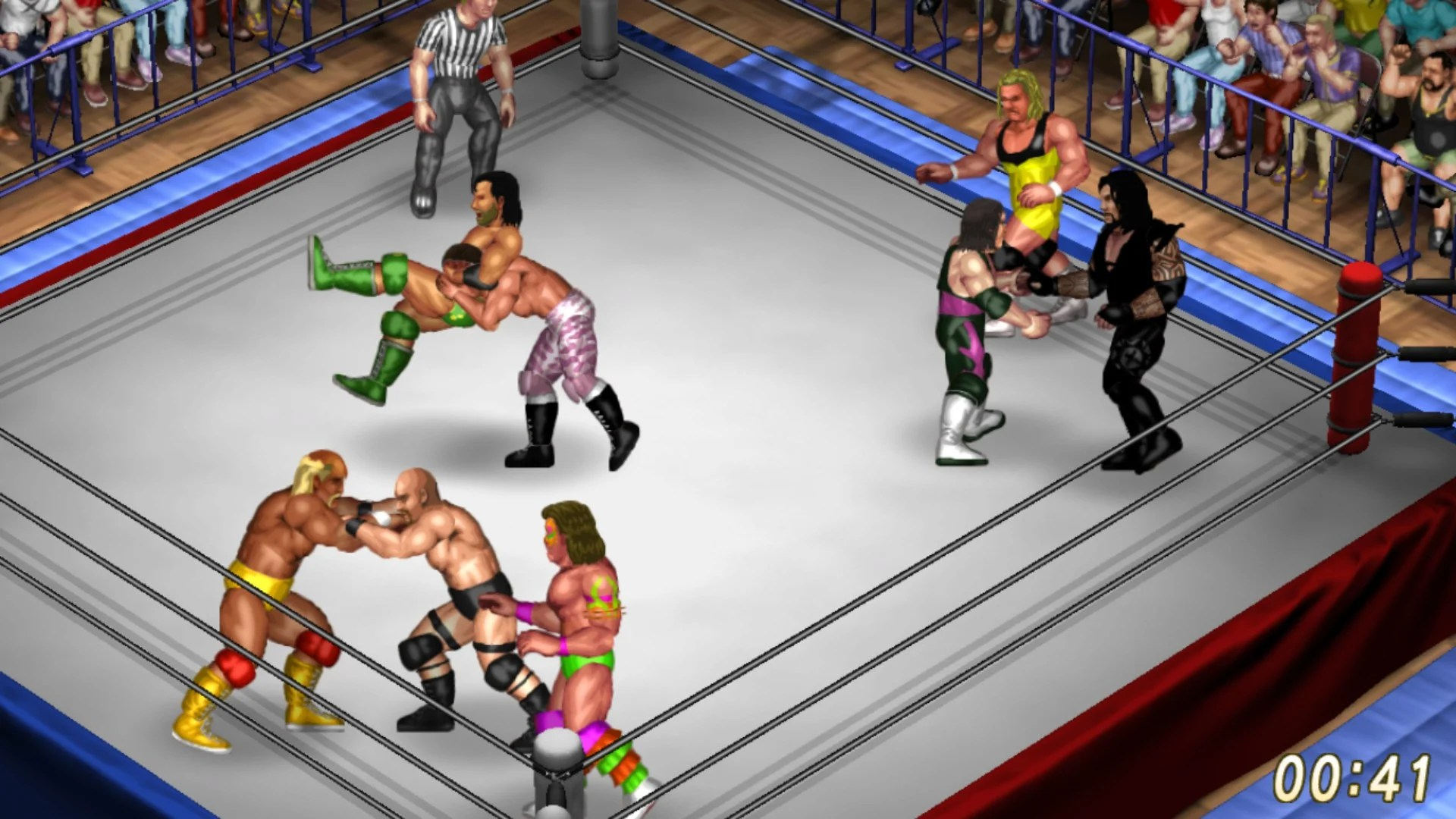 Early Access Review Fire Pro Wrestling World
