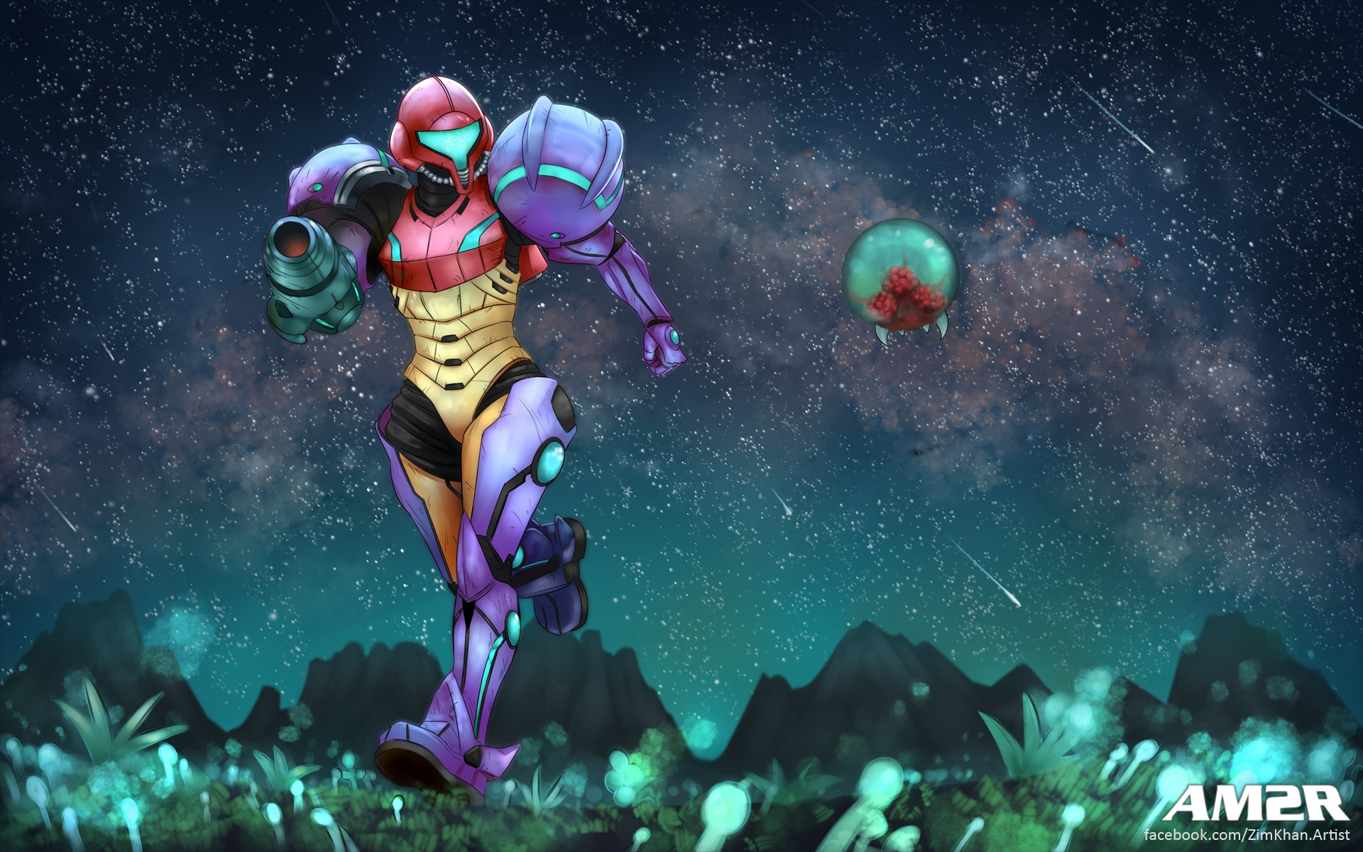 AM2R Developer Gets Hired At Moon Studios