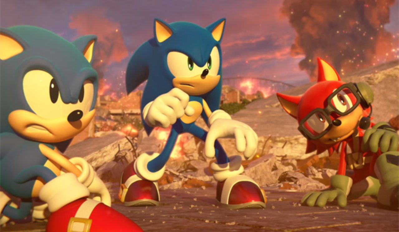 Nintendo Download Sonic Forces
