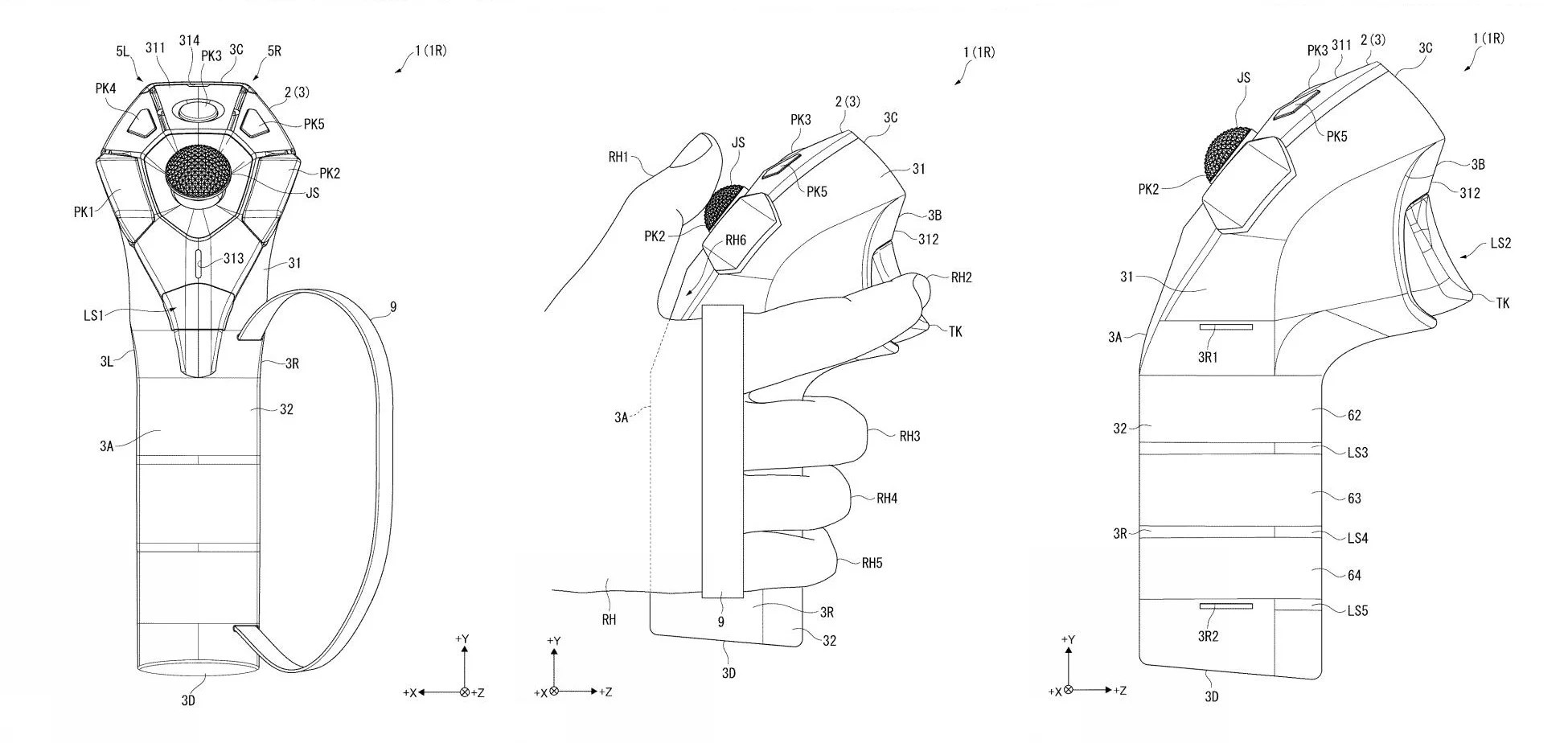 Sony Patent Suggests New Playstation Vr Controller