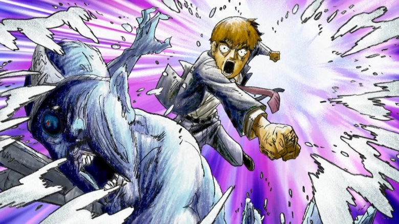 Mob Psycho 100 Season 2 is now a thing   PerezStart