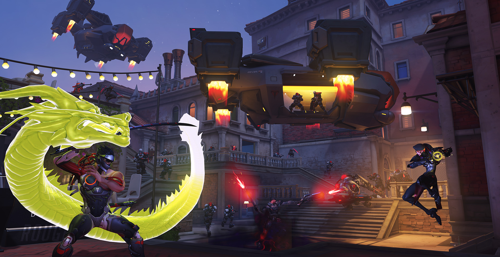 Overwatchs New Retribution Co Op Mission Is Worth Playing