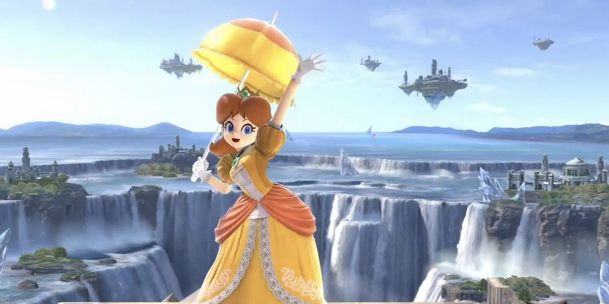 Best Princess Daisy Comes To Super Smash Bros Ultimate