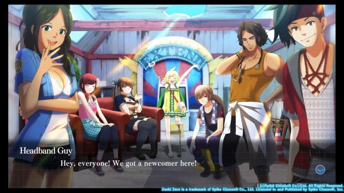 Review Zanki Zero Last Beginning