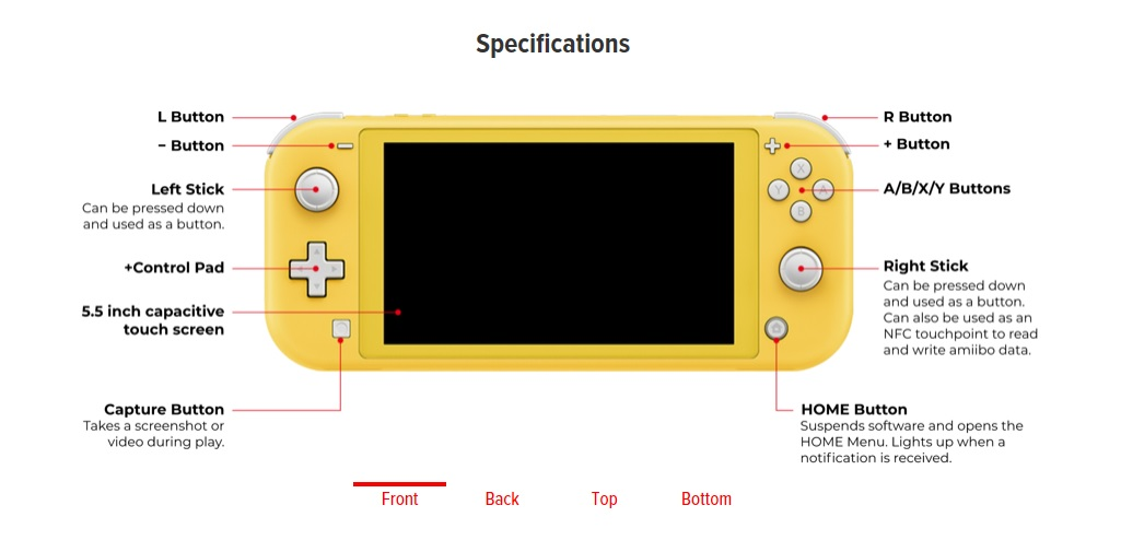 Image result for Switch Lite