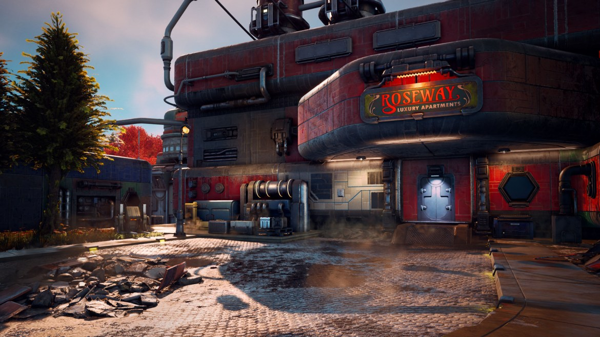 outer worlds screenshots 7 noscale - The Outer Worlds: nuovo trailer sul mondo di gioco