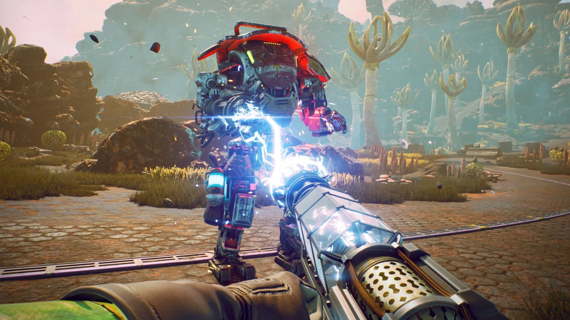 outer worlds screenshots 9 noscale - The Outer Worlds: nuovo trailer sul mondo di gioco