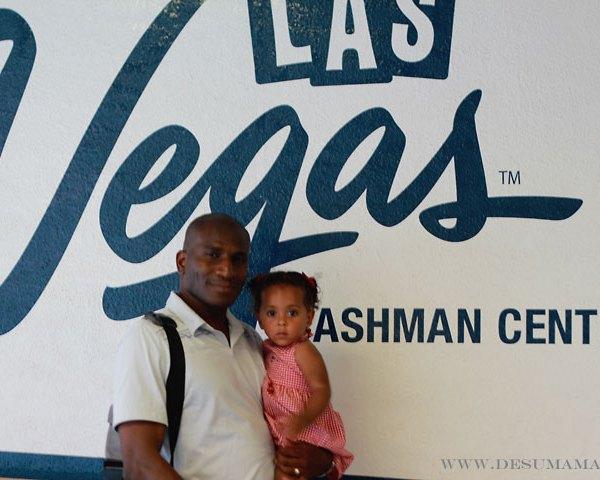 Vegas Blog, Vegas Family, Biracial Baby, latino family