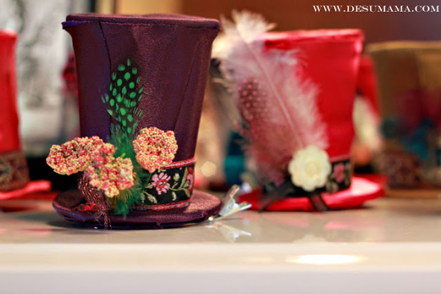 Mad Hatter Tea Party Hat Tutorial