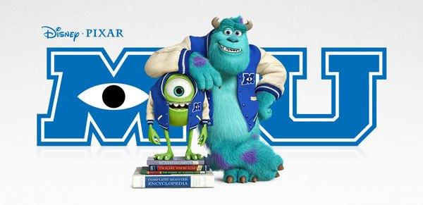 monsters university, disney, pixar, disney pixar, monstersu, #monstersupremiere