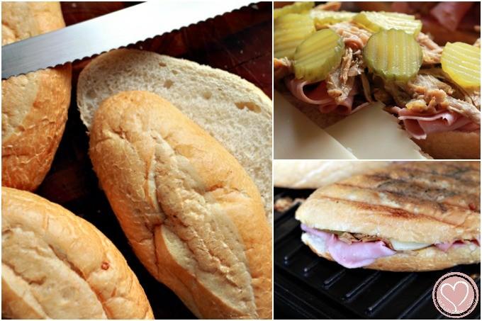cuban sandwich recipe, cuban sandwich, ultiamate cuban sandwich, food traditions, food culture, family legacy, bolillo bread, cuban bread