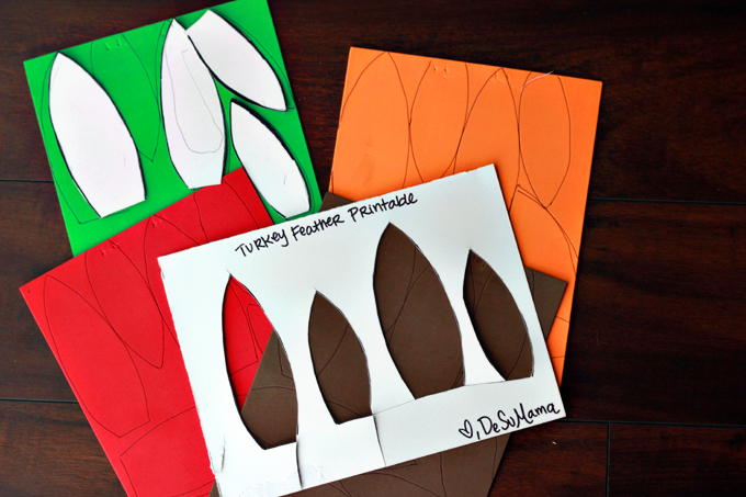 feather printable, gratitude craft, gratitude crafts for kids, thanksgiving craft, gratitude crafts for thanksgiving