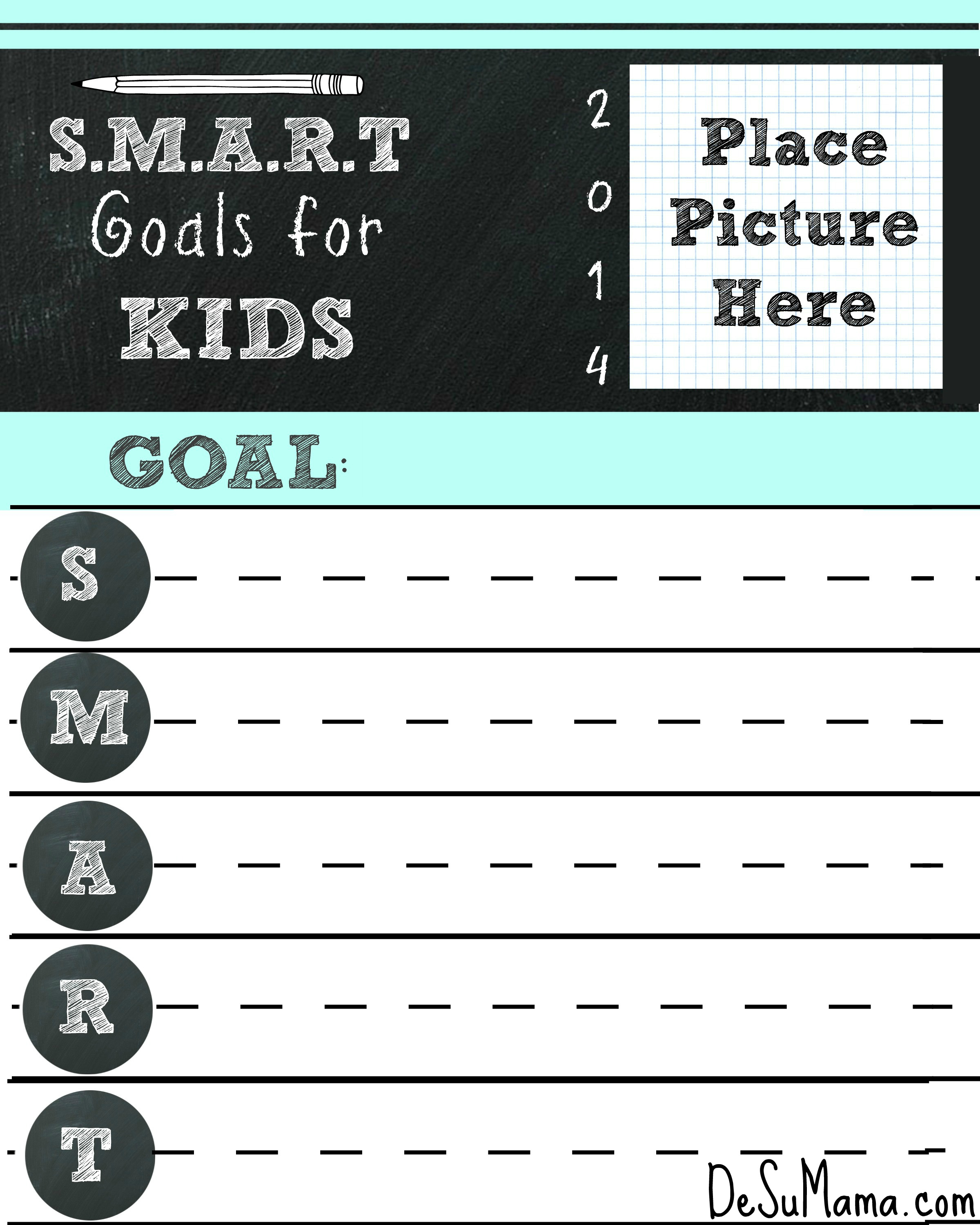 Goal Setting For Kids The Smart Way