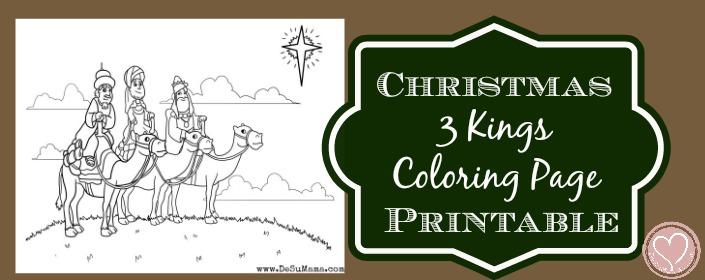 Three Coloring Pic Kings