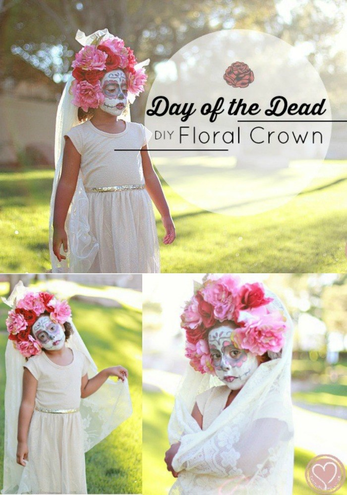 day of the dead with kids