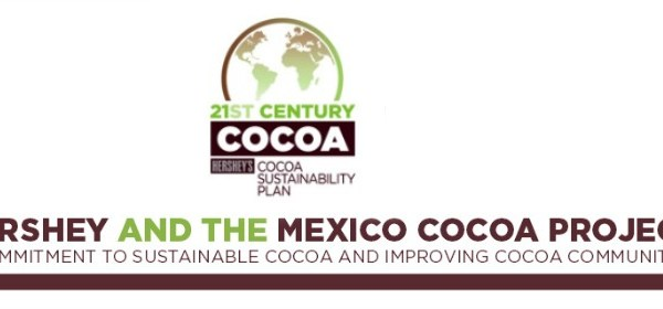 Hershey Cocoa Reforestation Project in Mexico