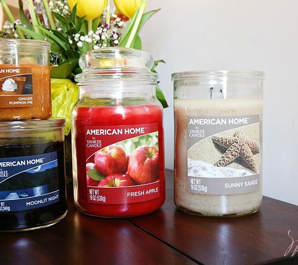 Yankee Candle Now At Walmart